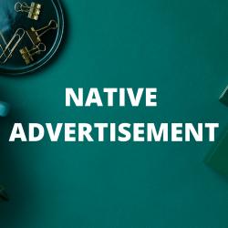 native advertisement